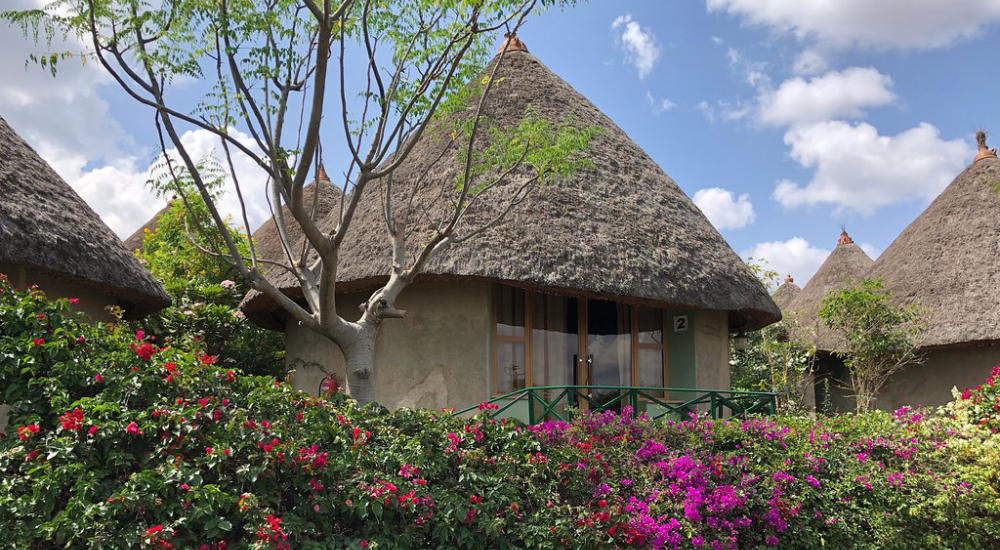 Kanta Lodge Konso